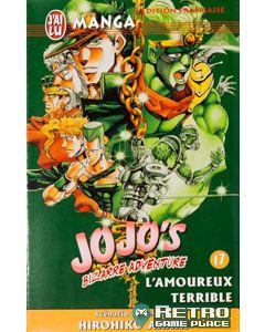 Manga Jojo's Bizarre Adventure tome 17