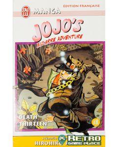 Manga Jojo's Bizarre Adventure tome 18