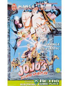 Manga Jojo's Bizarre Adventure tome 20
