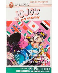 Manga Jojo's Bizarre Adventure tome 26