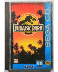 Jeu Jurassic Park pour Mega-CD