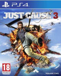 Jeu Just Cause 3 pour PS4