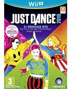 Jeu Just Dance 2015 pour Wii U