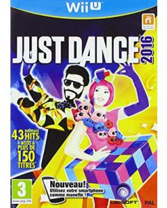 Jeu Just Dance 2016 pour Wii U