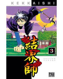 Manga Kekkaishi tome 03