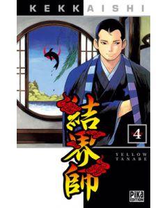 Manga Kekkaishi tome 04