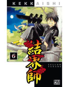 Manga Kekkaishi tome 06