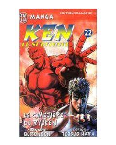 Manga Ken le survivant tome 22