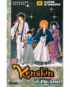 Manga Kenshin le vagabond tome 10