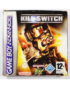 Jeu Kill Switch pour Game Boy Advance