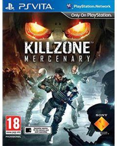 Jeu Killzone Mercenary pour PS Vita