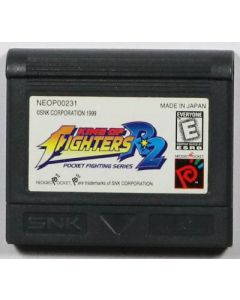 Jeu King of Fighters R2 pour Neo Geo Pocket Color