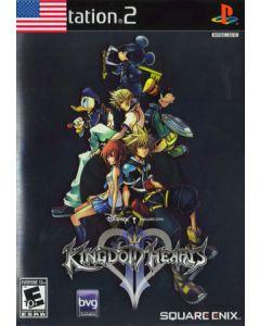 Jeu Kingdom Hearts 2 (Version US) pour Playstation 2 US