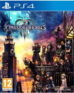 Jeu Kingdom Hearts 3 (neuf) pour PS4