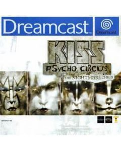 Jeu Kiss Psycho Circus - The Nightmare Child pour Dreamcast