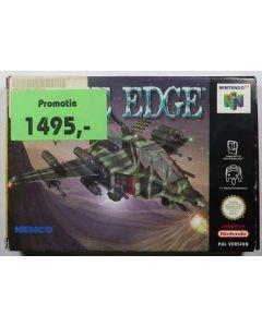 Jeu Knife Edge pour Nintendo 64