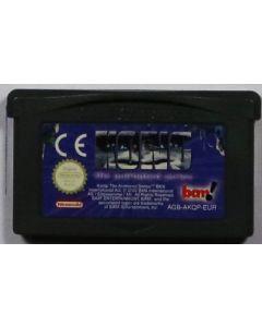 Jeu Kong pour Game Boy Advance