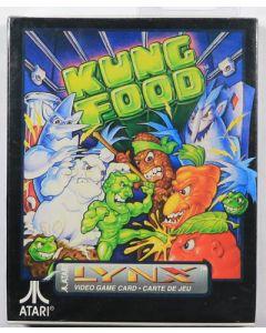 Jeu Kung Food (neuf) pour Atari Lynx