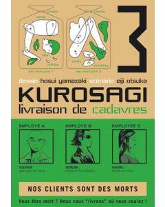 Manga Kurosagi - Livraison de cadavres tome 03