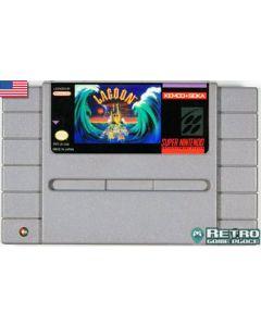 Jeu Lagoon pour Super NES