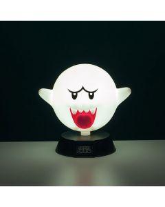 Lampe 3D Super Mario Boo - 10cm