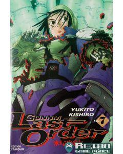 Manga Gunnm Last Order tome 6
