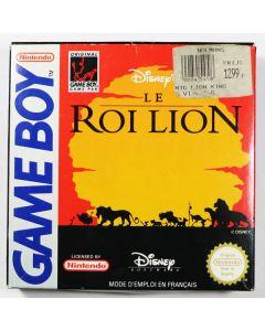 Jeu Le Roi Lion pour Game Boy
