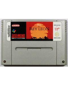 Jeu Le Roi Lion pour Super Nintendo