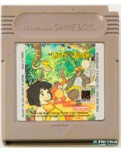 Jeu Le livre de la jungle pour Game Boy
