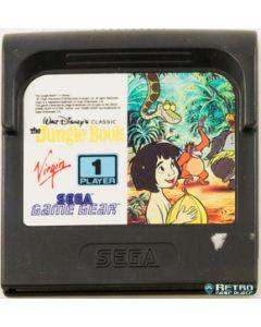 Jeu Le livre de la jungle pour Game Gear