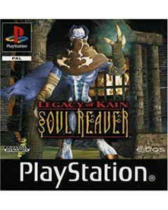 Jeu Legacy Of Kain : Soul Reaver (anglais) pour Playstation