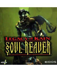 Jeu Legacy of Kain : Soul Reaver pour Dreamcast