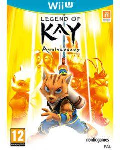 Jeu Legend of Kay Anniversary pour Wii U
