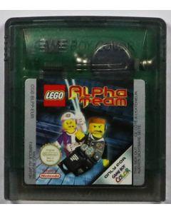 Jeu Lego Alpha Team pour Game Boy Color