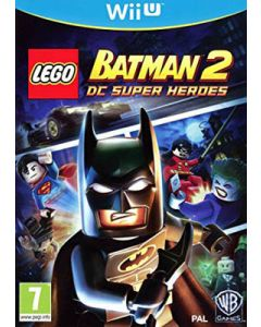 Jeu Lego Batman 2 : DC Super Heroes pour Wii U