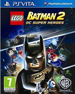 Jeu Lego Batman 2 pour PS Vita