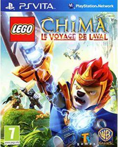 Jeu Lego Chima Le Voyage de Laval pour PS Vita