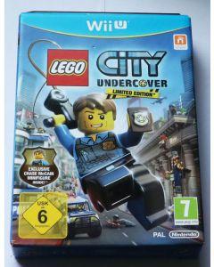 Jeu Lego City Undercover Limited edition (sans figurine) pour WiiU
