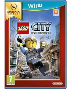 Jeu Lego City Undercover Nintendo Selects pour Wii U