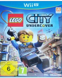 Jeu Lego City Undercover pour Wii U