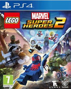 Jeu Lego Marvel Super Heroes 2 (neuf) pour PS4