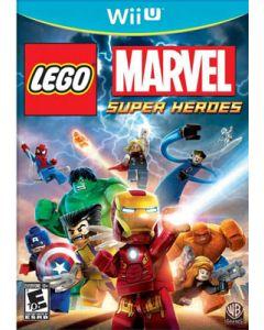 Jeu Lego Marvel Super Heroes pour Wii U