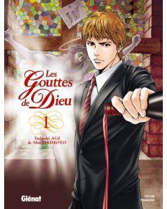 Manga Les Gouttes de Dieu tome 01