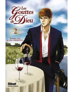 Manga Les Gouttes de Dieu tome 02