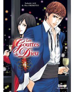 Manga Les Gouttes de Dieu tome 04