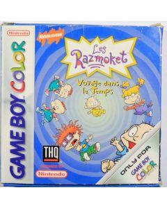 Jeu Les Razmokets pour Game Boy Color