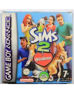 Jeu Les Sims 2 pour Game Boy Advance