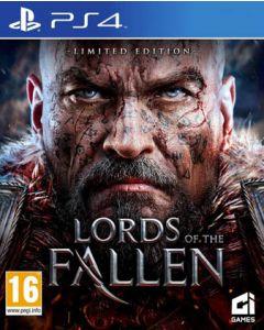 Jeu Lords of the Fallen - édition limitée pour Ps4