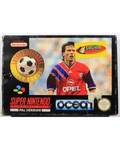 Jeu Lothar Matthaus Super Soccer pour Super Nintendo