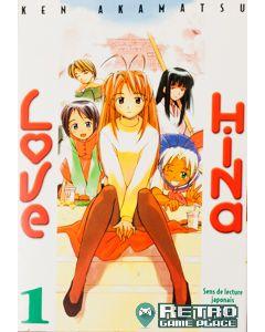 Manga Love Hina tome 1